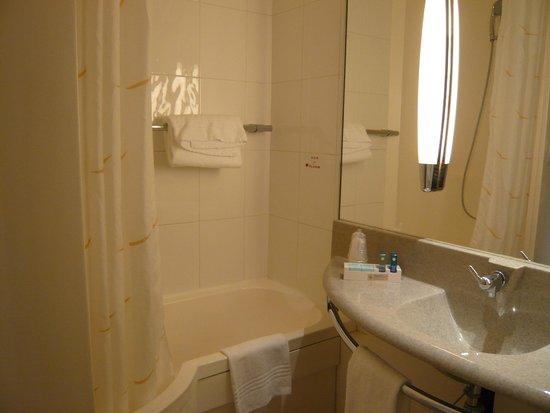 Novotel Venezia Mestre: Bathroom