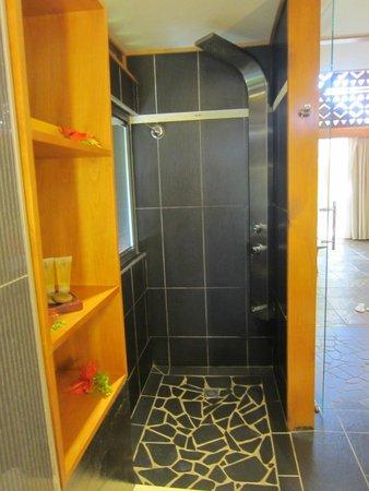 Maitai Lapita Village Huahine: Salle de bains