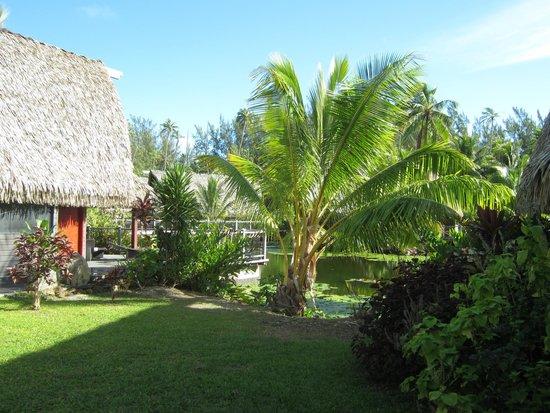 Maitai Lapita Village Huahine: Exterieur