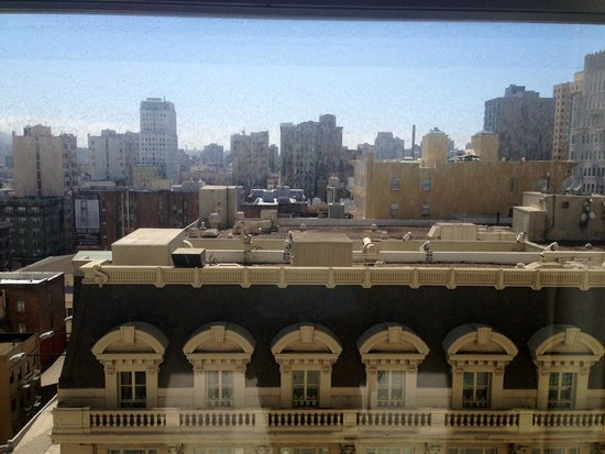 Clift Hotel San Francisco: Day time SF