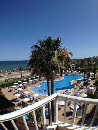 Hotel Pueblo Camino Real: Widok