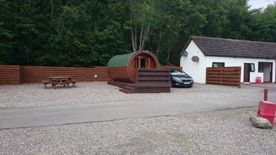 Loch Ness Highland Lodges: Hobbit (Gandalf)