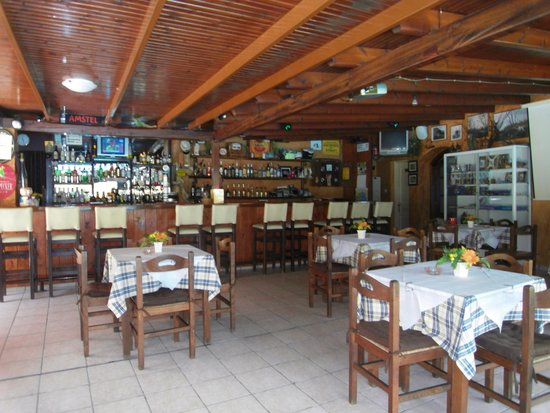 Margarita Apartments: in the bar