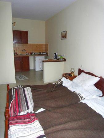 Margarita Apartments: our room