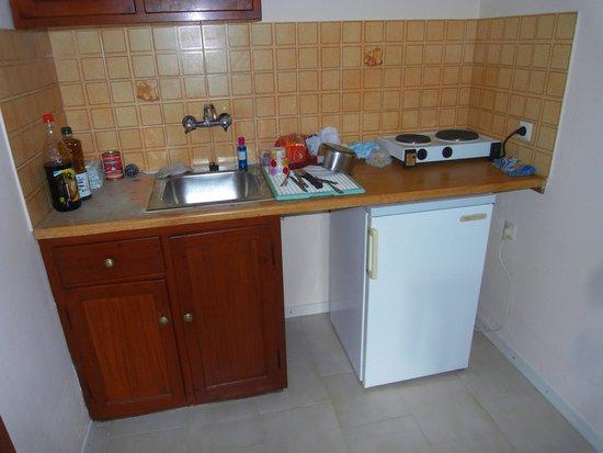Margarita Apartments: cooking facilities