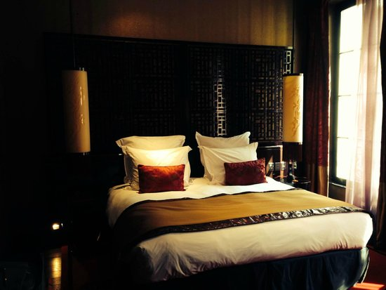 Buddha-Bar Hotel Paris: Camera