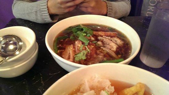 King Of Thai Noodle: Roast Duck Noodle Soup