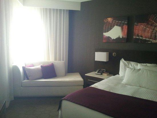 Delta Hotels by Marriott Montreal: Le coin détente