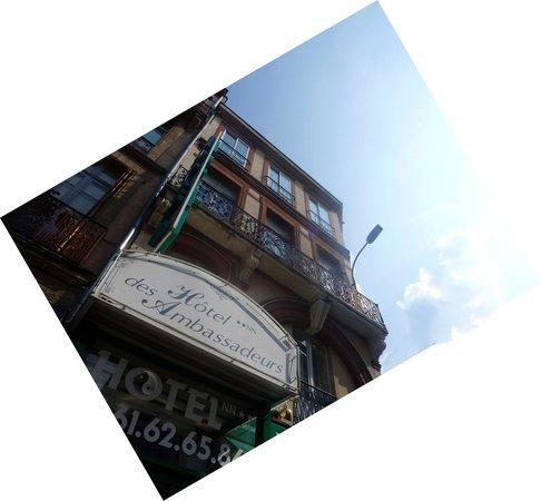 Hotel Ambassadeurs