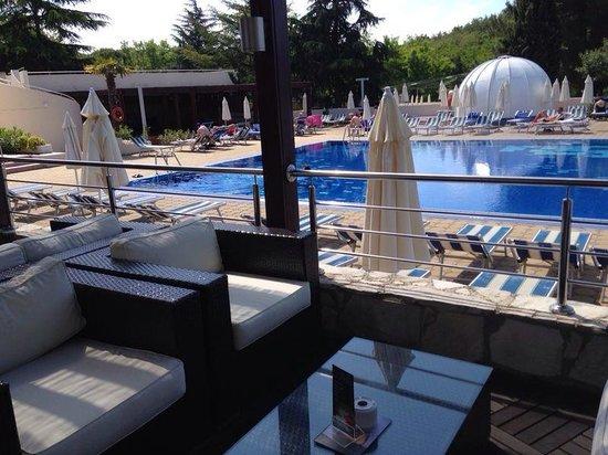 Valamar Crystal Hotel: Красота