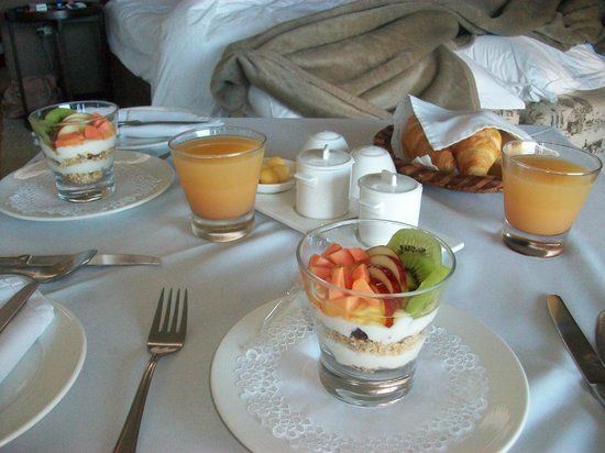 The Gorge Private Game Lodge & Spa: Awesome breakfast
