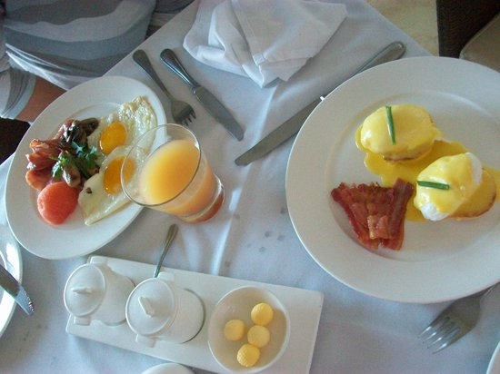 The Gorge Private Game Lodge & Spa: Amazing Breakfast