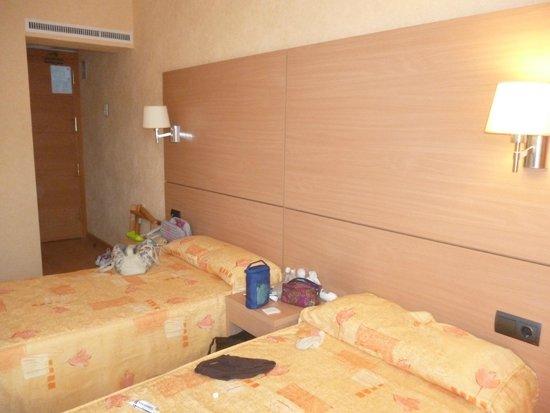 Hotel & Spa Pimar: Наш номер в отеле