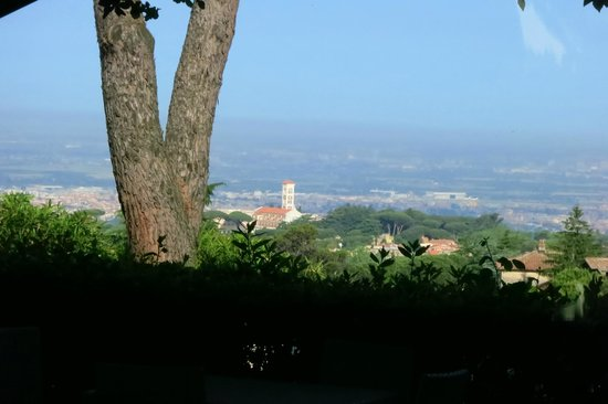 La Locanda dei Ciocca: View from Breakfast Area