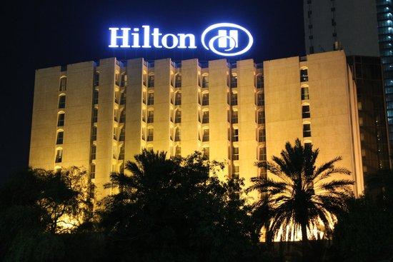 Hilton Abu Dhabi: klein maar leuk met goede service