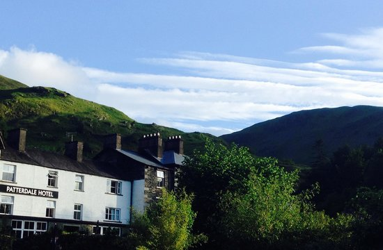 The Patterdale Hotel: Lovely views