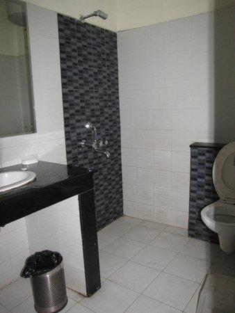 Hotel The Grand Raj: bathroom