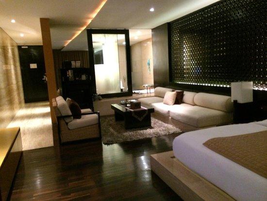 Anantara Seminyak Bali Resort: Pool suite