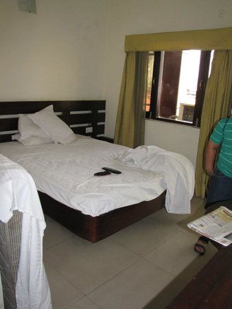 Hotel The Grand Raj: standard bedroom for double sharing