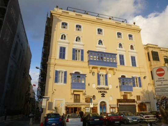 Castille Hotel: общий вид