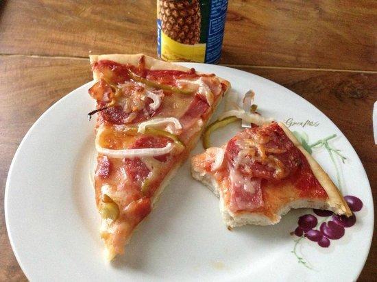 Lalaguna Villas : pizza