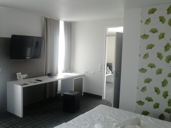 Comfor Hotel Frauenstrasse: Free Sky Bundesliga! :-)