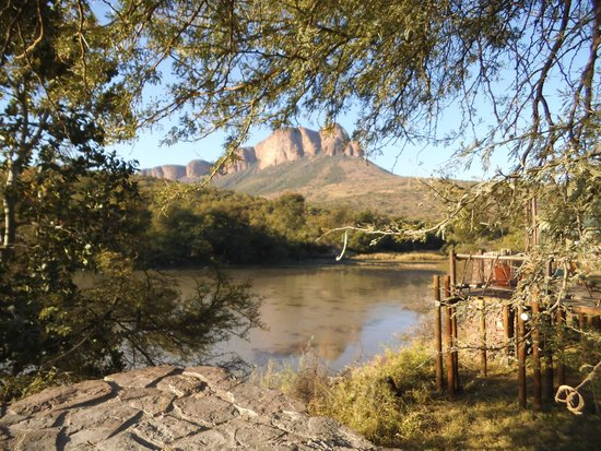 Marakele National Park: Tlopi Bush camp