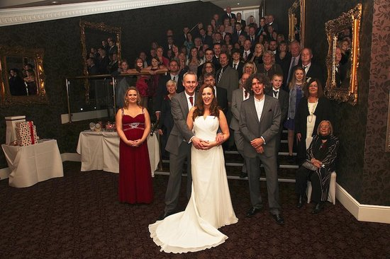 The Highdown Hotel & Restaurant : Occasion Photos - Wedding Group
