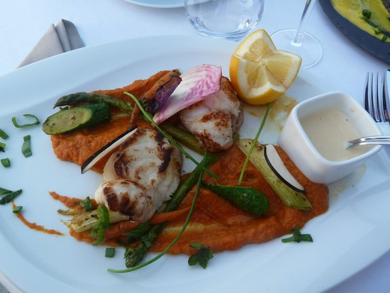 Restaurant A Siesta - Ile Rousse : Plat principal