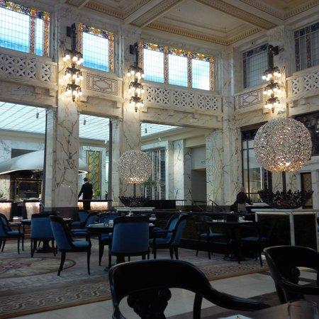Hotel Park Hyatt Wien Restaurant The Bank