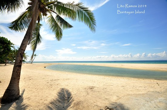 Kota Beach Resort: the sandbar