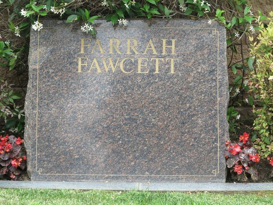 Pierce Brothers Westwood Village Memorial Park: Farrah