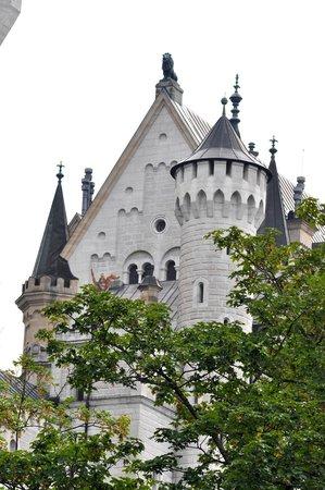 Castillo de Neuschwanstein: Castle