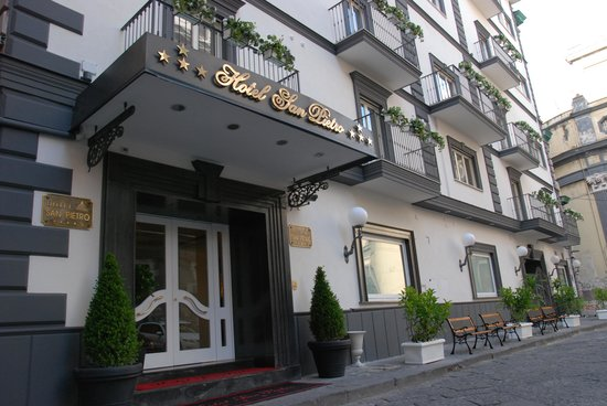 Hotel San Pietro : Esterno