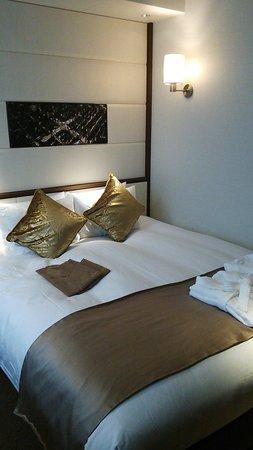 Solaria nishitetsu hotel Ginza : ダブルルール
