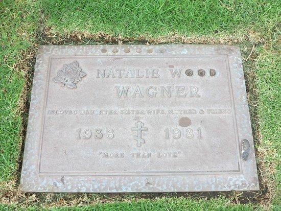 Pierce Brothers Westwood Village Memorial Park: Natalie Wood
