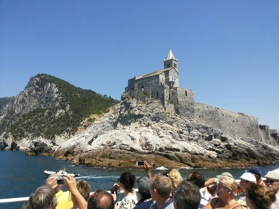 Zani Viaggi Day Tours : St Peter , the rock church, tourists are delighted to take photos.