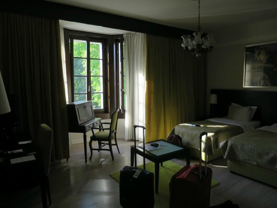 Mercure Belgrade Excelsior: Room 201