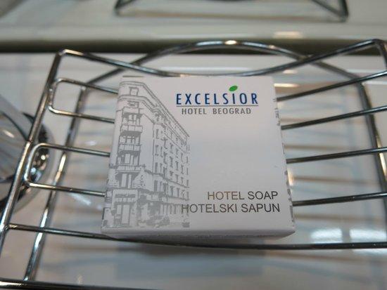 Mercure Belgrade Excelsior: Soap