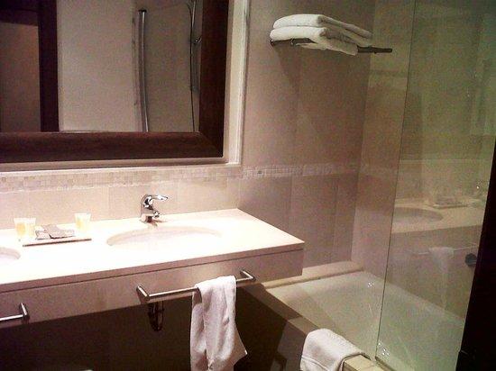 Puerto Antilla Grand Hotel: baño