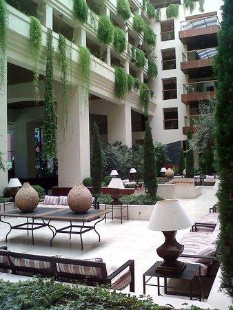 Puerto Antilla Grand Hotel: hall principal