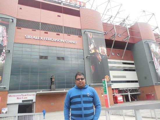 Premier Inn Manchester Old Trafford Hotel : Alex Ferguson Stand