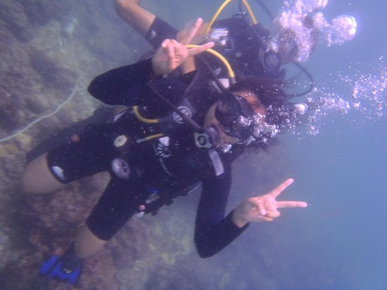 Love Diving Phuket: 1st Dive