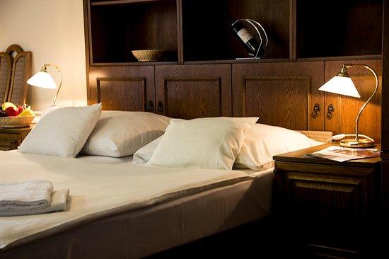 Hotel Molnar Budapest: Hotel Molnar Bedroom