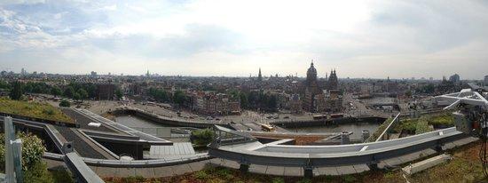 Ibis Amsterdam Centre Stopera : Vue d'ensemble d'Amsterdam