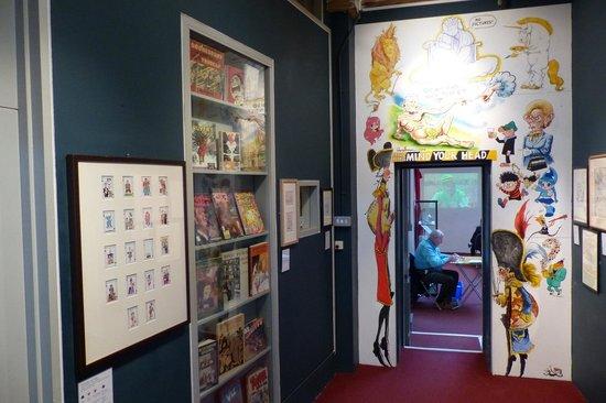 The Cartoon Museum (1)