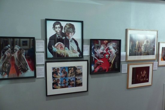 Spitting image exhibition at The Cartoon Museum (4)