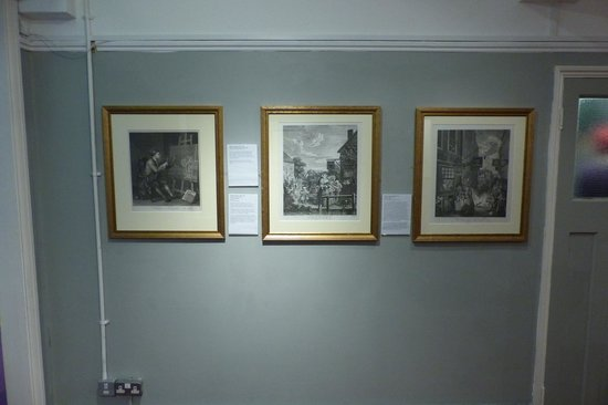 Displays at the The Cartoon Museum (6)