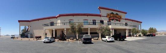 Longstreet Inn and Casino: Façade