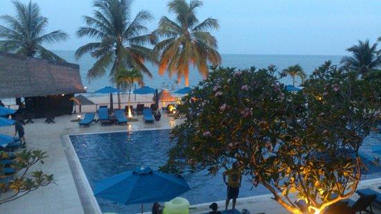 Hyatt Regency Kuantan : pool